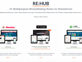 Rehub theme performance review